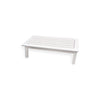 Image of Seaside Casual Nantucket Deep Seating Coffee Table - [price] | The Adirondack Market