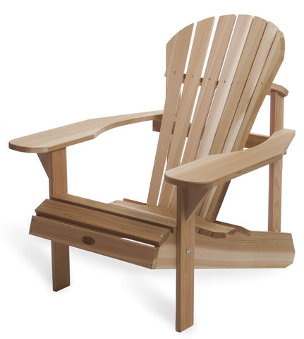 All Things Cedar Athena Adirondack Chair - [price] | The Adirondack Market