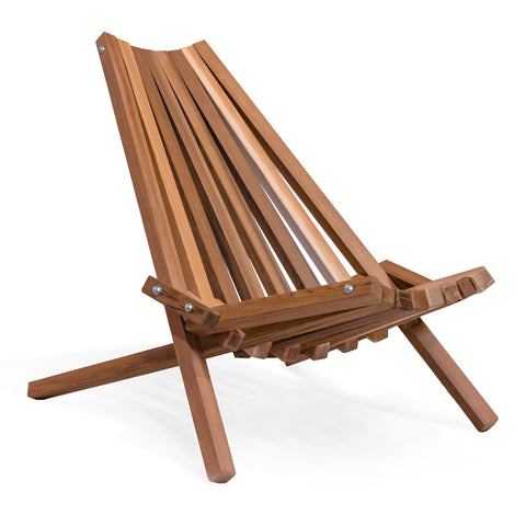 All Things Cedar Foldable Stick Chair (CS23) — In stock order now!