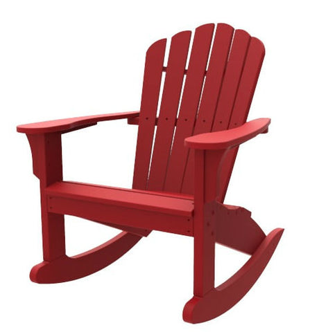 Coastline Casual Harbor View Rocker (302) - [price] | The Adirondack Market