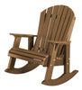 Image of Little Cottage Company Heritage High-Back Adirondack Rocker - [price] | The Adirondack Market