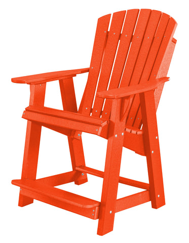 Little Cottage Company Heritage High Adirondack Chair - [price] | The Adirondack Market