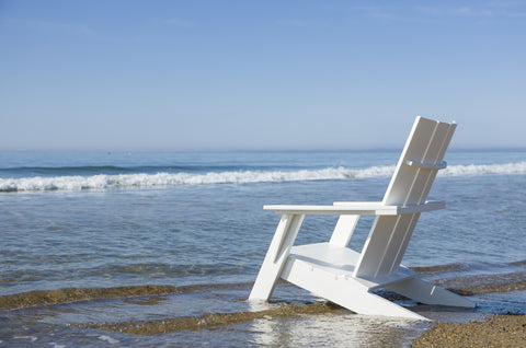 Seaside Casual MADirondack Chair - [price] | The Adirondack Market