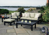 Image of Seaside Casual Nantucket Deep Seating Lounge Chair with Sunbrella Cushions - [price] | The Adirondack Market