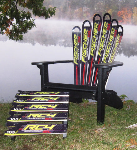 Adirondack Water Ski Chair with Ottoman by SkiChair - Current estimated delivery time 6-8 weeks