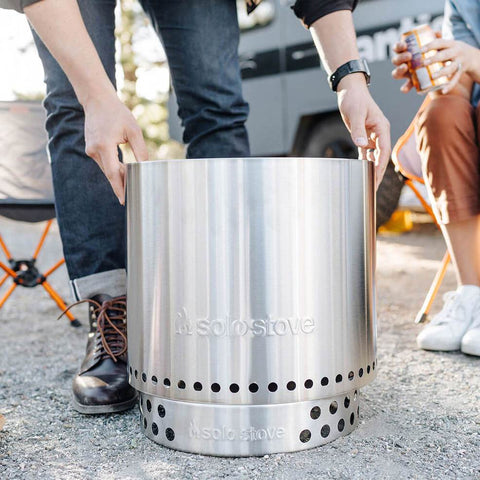 Stand for Solo Stove Ranger, Bonfire and Yukon Fire Pits