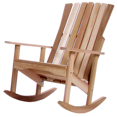 All Things Cedar Athena Rocker - [price] | The Adirondack Market