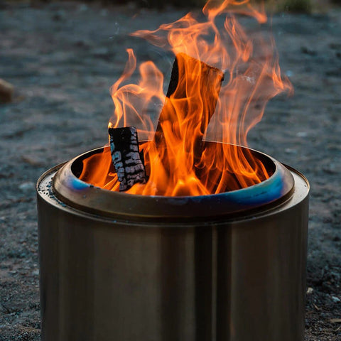Solo Stove Ranger Compact Backyard Fire Pit
