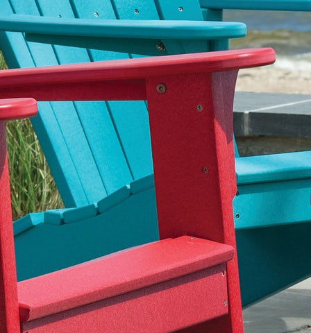Coastline Casual Harbor View Rocker (302) — Extended Delivery Times — Please call (970) 235-1495 for estimated delivery dates