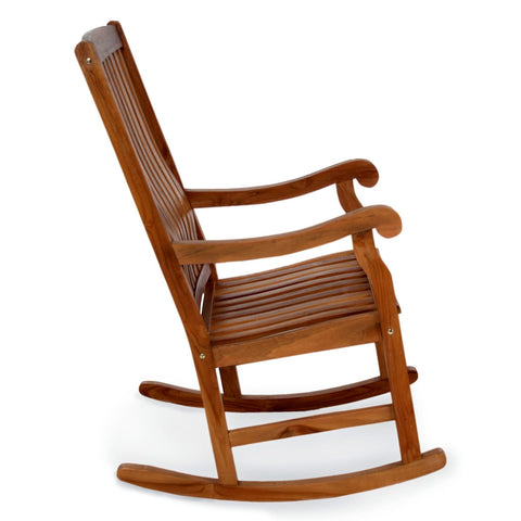 All Things Cedar Teak Rocking Chair (TR22)
