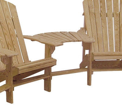Hershy Way Turkey Tail Adirondack Chair Connector - [price] | The Adirondack Market