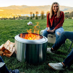 Image of Solo Stove Yukon XL Fire Pit