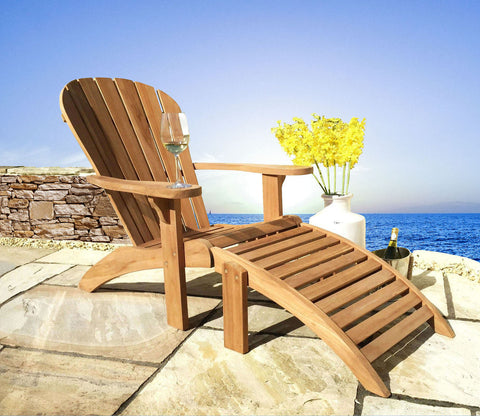 Douglas Nance Seacoast Adirondack Chair - [price] | The Adirondack Market