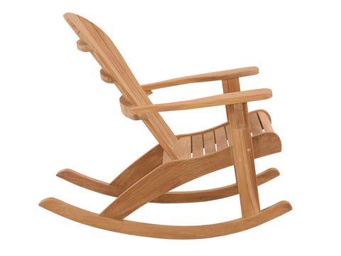 Douglas Nance Seacoast Adirondack Rocker — In stock, order now!