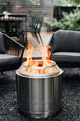 Spark Arrestor / Shield for Solo Stove Ranger, Bonfire and Yukon Fire Pits