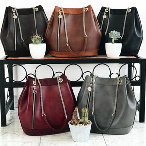 New ultra premium vegan handbag range Colibri available now from Beyond Bags
