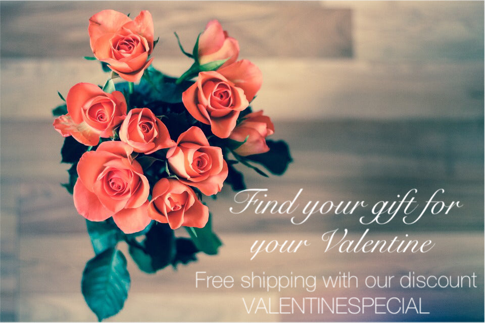 Find your Valentine the perfect gift at Beyond Bags, with free shipping till 14 February!