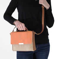 Beyond Bags, [product_title} - Satchel Bag - designer vegan bags