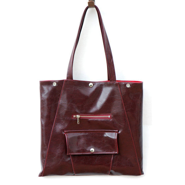 Beyond Bags, [product_title} - Tote bag - designer vegan bags