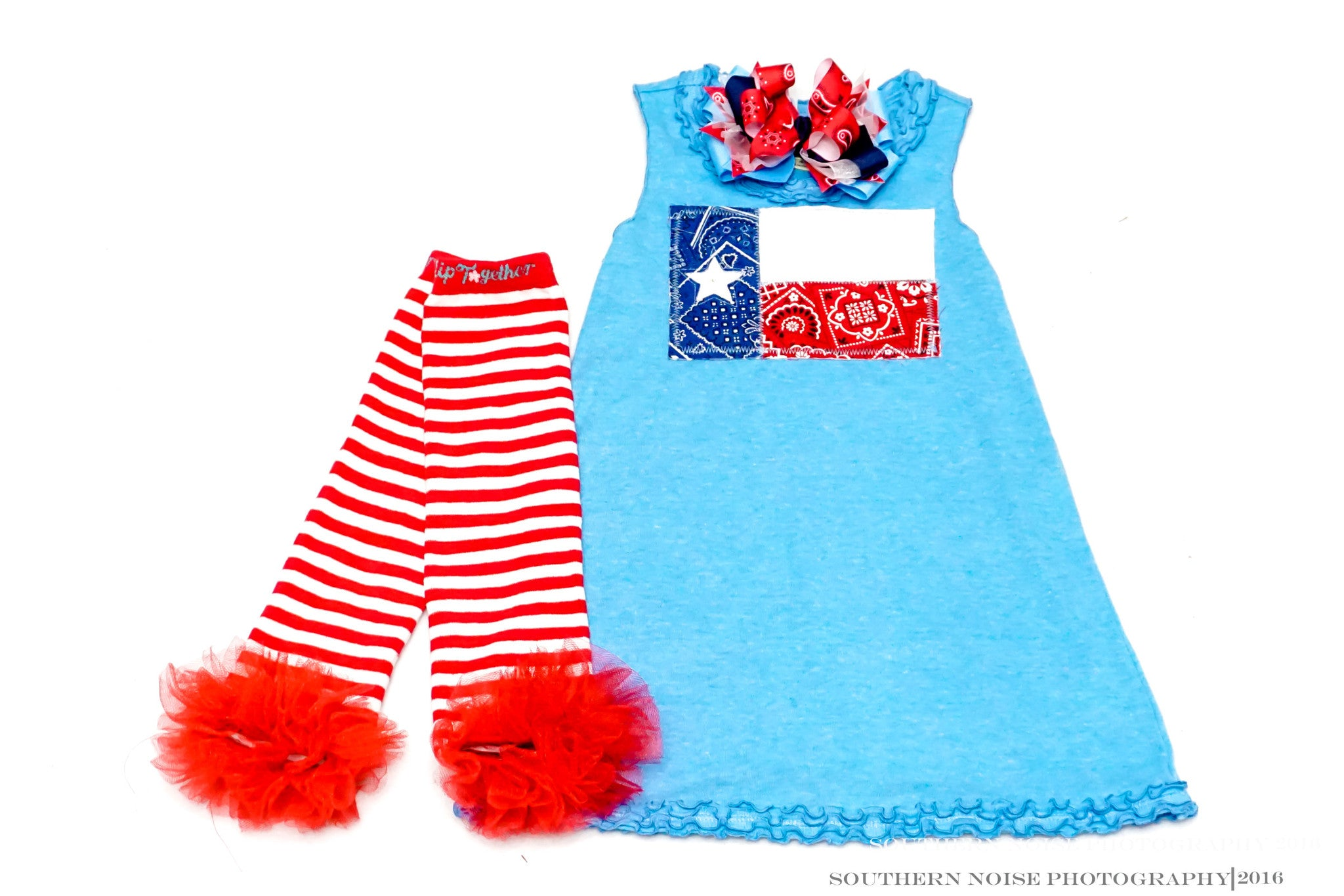 Texas Flag Dress Set The Charley Rose Boutique