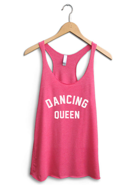 Dancing Queen Women's Pink Tank Top