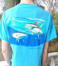 Tuna Long Sleeve Crewneck T-Shirt