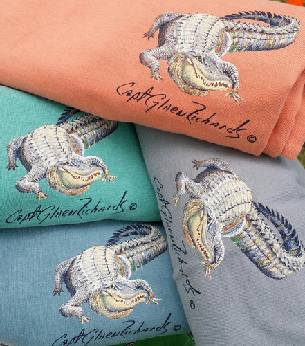 Gator Short Sleeve Crewneck T-Shirt
