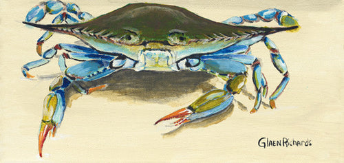 Blue Crab/ Beach Crab #46