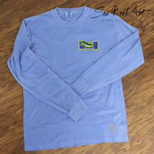 Dolphin Long Sleeve Crewneck T-Shirt