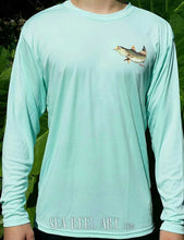 Trout Long Sleeve Quick Dry Crewneck T-Shirt