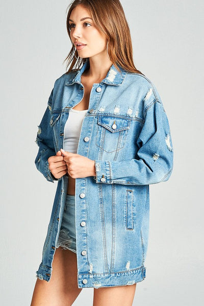 American Fit Denim Jacket