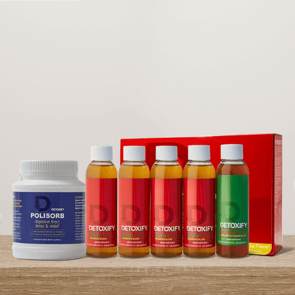 3 Easy Steps to Selecting the Detoxify Brand Product Right for You