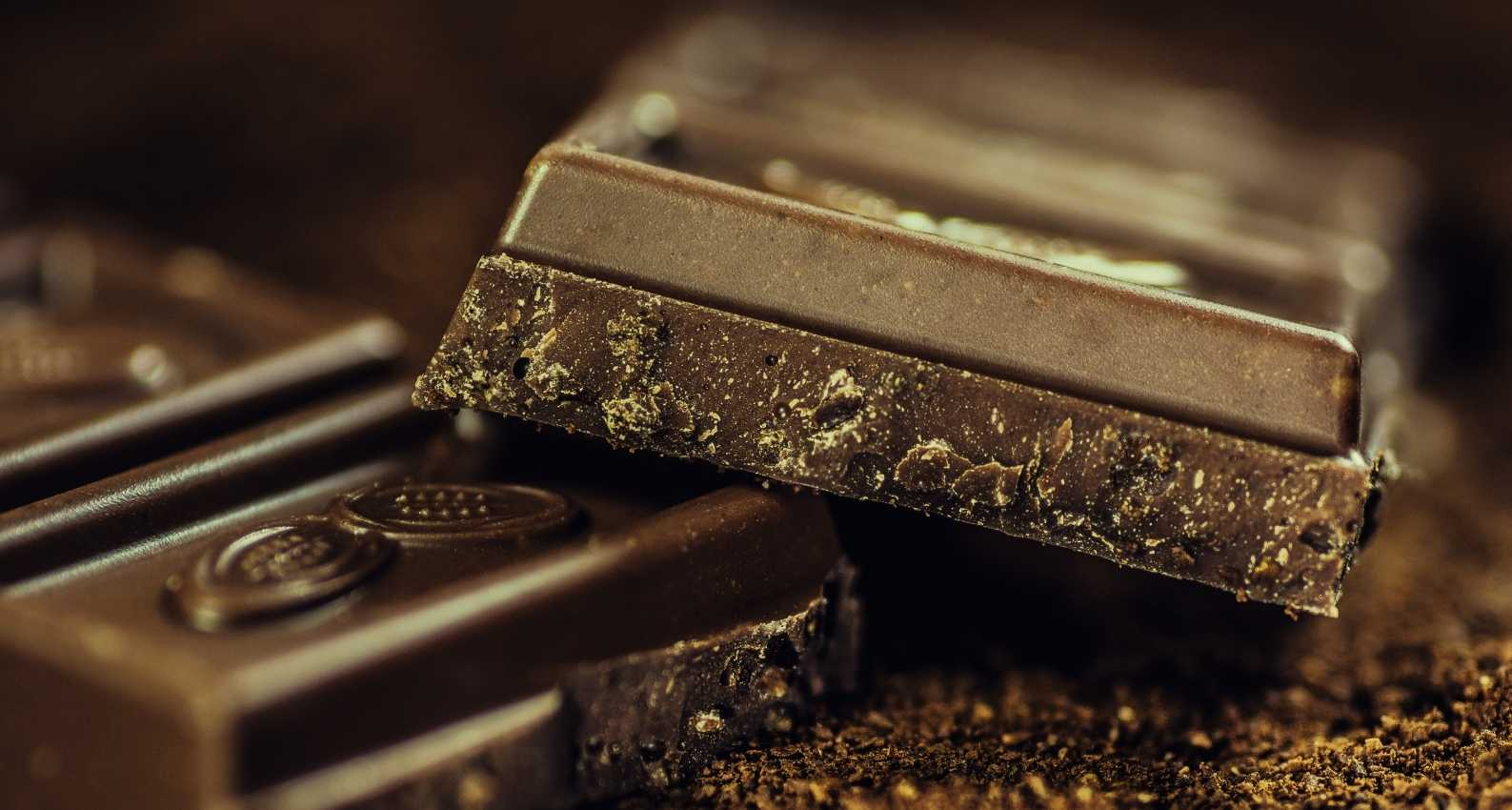 Dark chocolates, but specifically bars containing at least 70% cocoa, contain significant anti-inflammatory properties.
