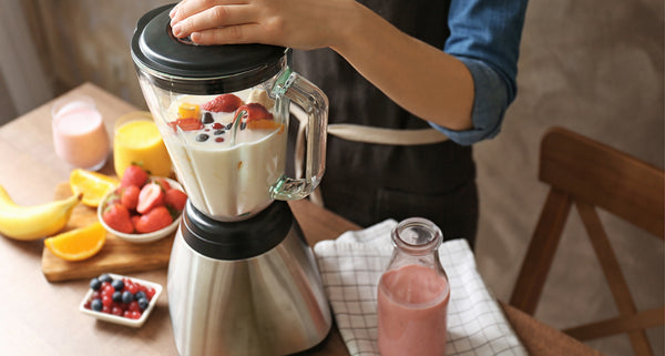 Avoid colds and flu with this vitamin C immunity boosting smoothie recipe.