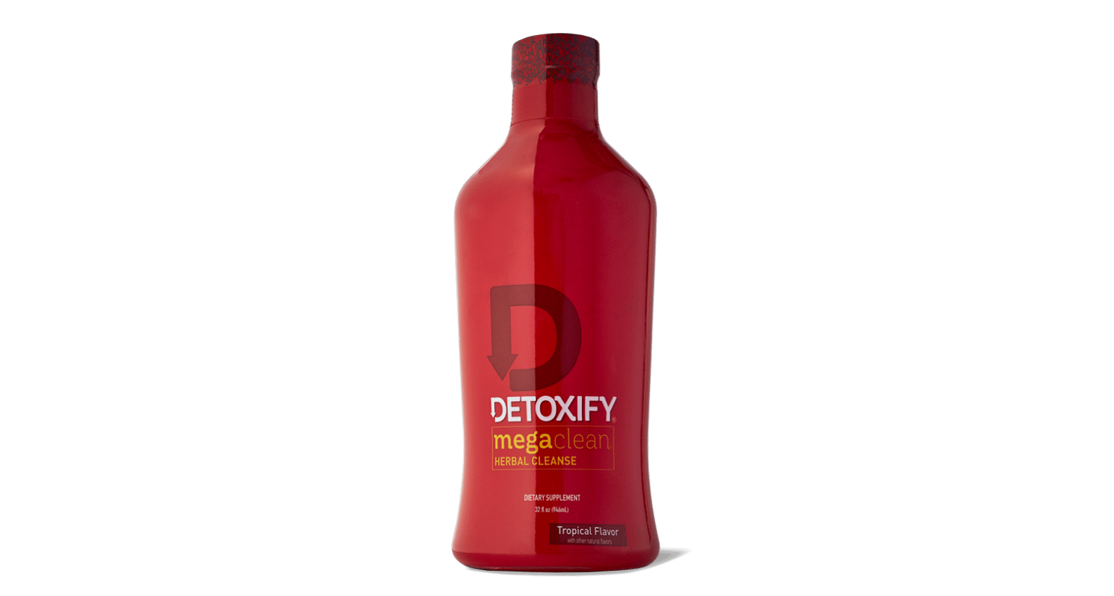 Detoxify Mega Clean contains added vitamins and minerals to replenish those you'll lose during your cleanse. It's no wonder Mega Clean is a customer favorite.