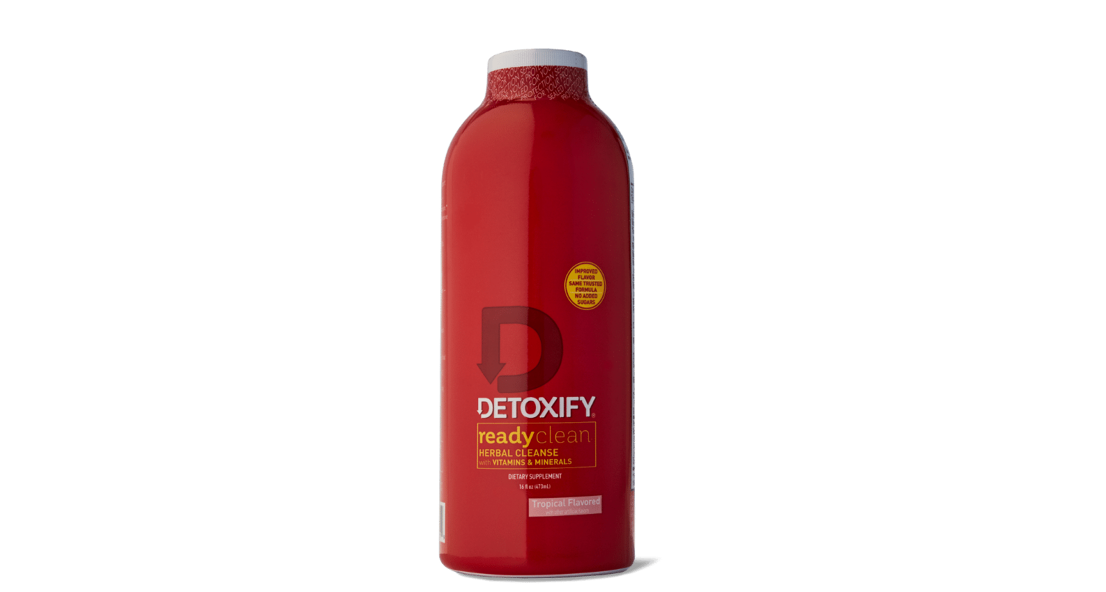 Detoxify Ready Clean is our OG original cleanse gently jumpstarts the natural cleansing abilities in your circulatory, urinary and digestive systems.