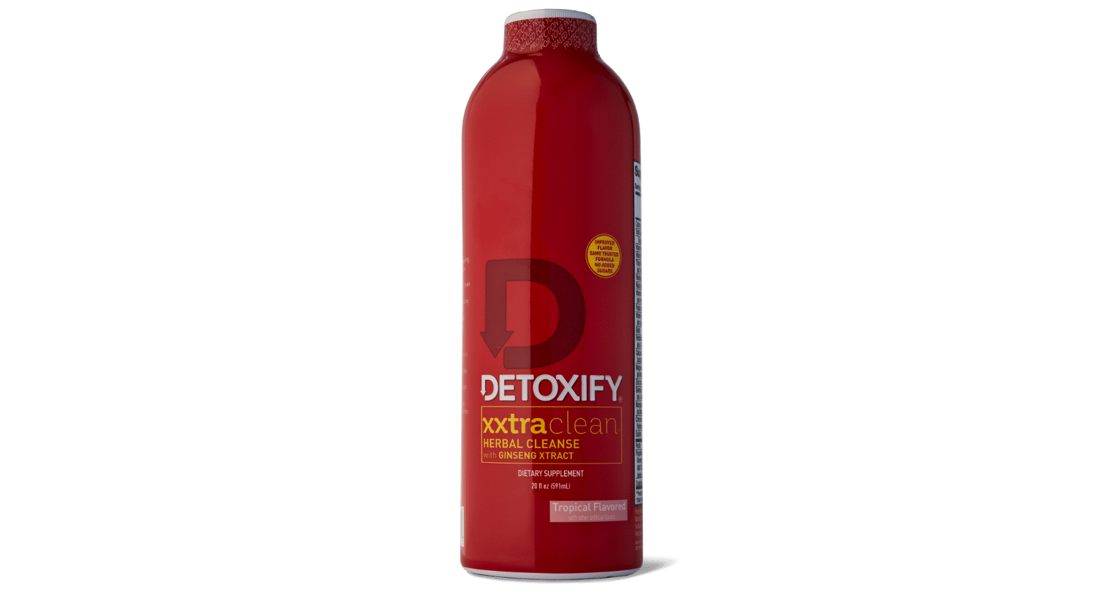 Detoxify XXtra Clean supports healthy, sustained energy, while reducing feelings of stress and improving mood.