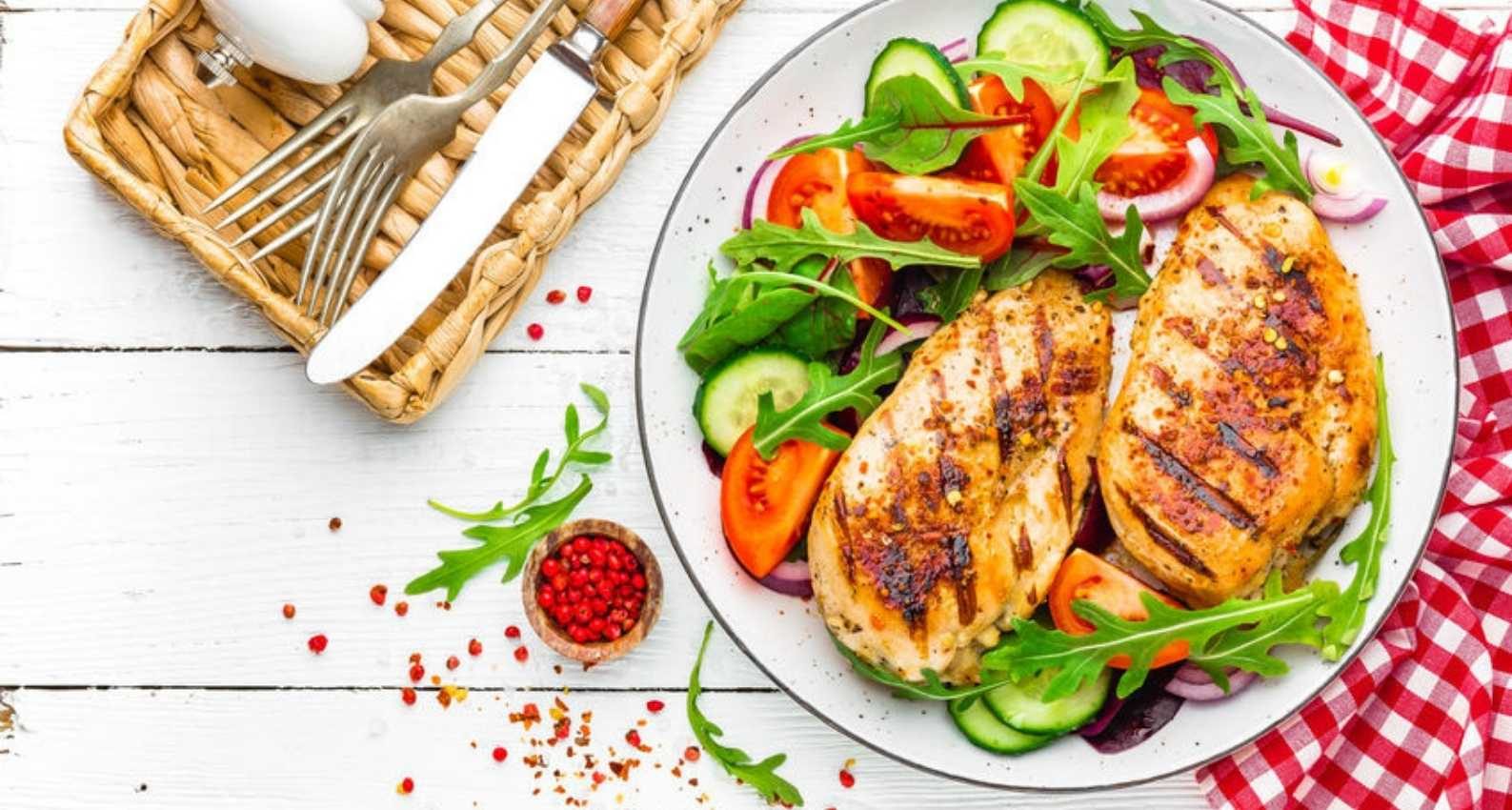 lean_chicken_protein_while_cleansing