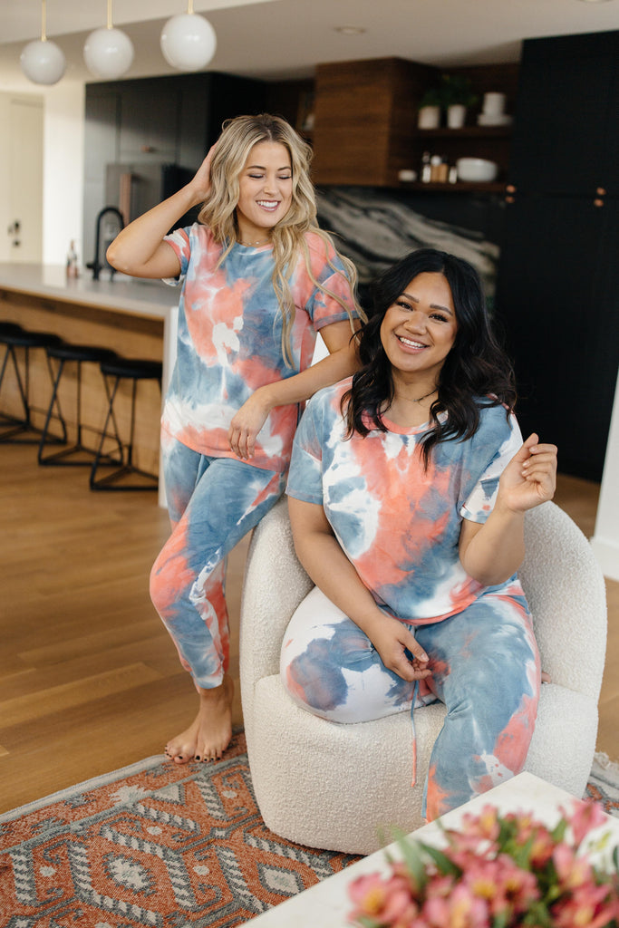 For The Love Of Tie Dye Joggers - Everest & Co.