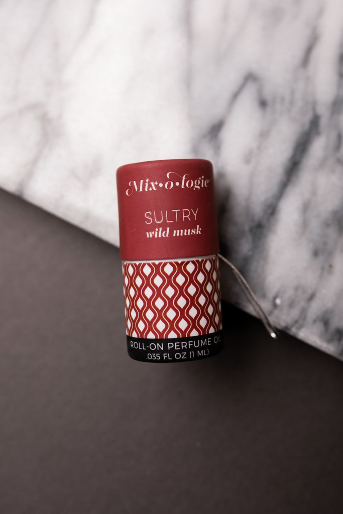 Mini Sultry Scented Perfume Roller - Everest & Co.