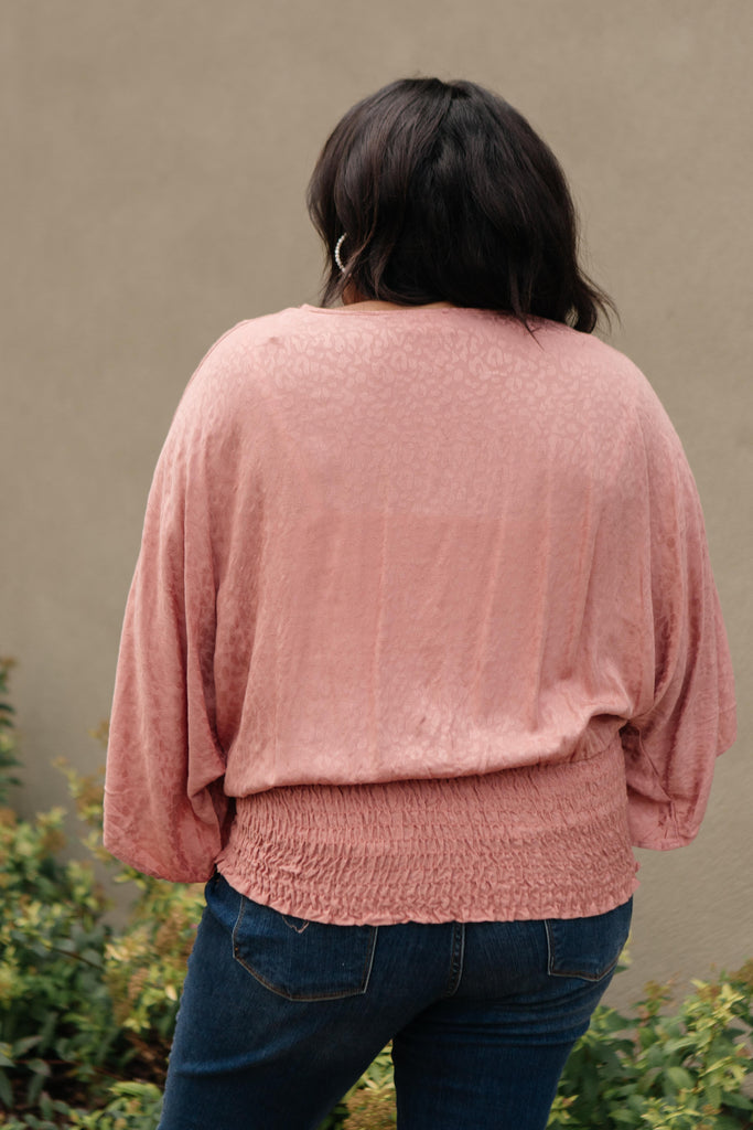 Simply Smocked Hem Top - Everest & Co.