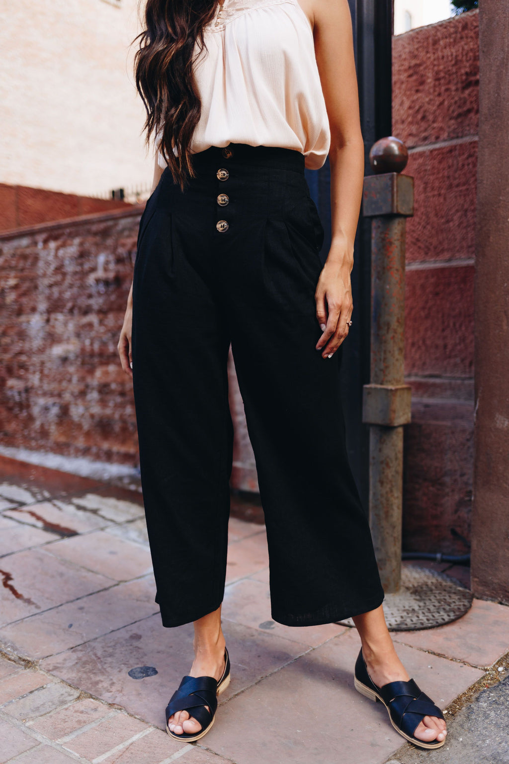 Clarissa Trousers - Everest & Co.