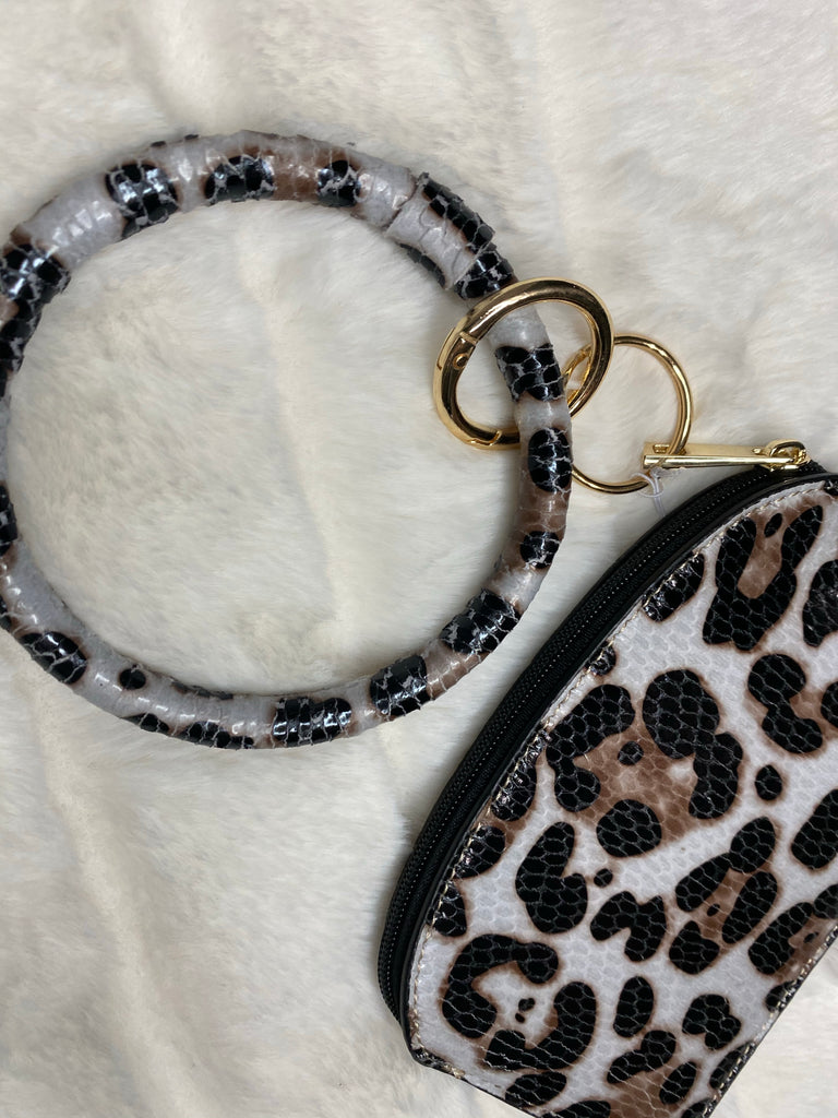 Bracelet Keychain Wallets - Everest & Co.