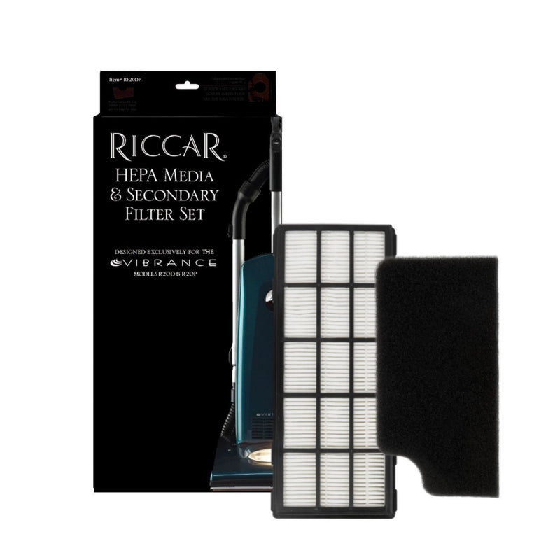 Riccar Vibrance R20D Filter Set