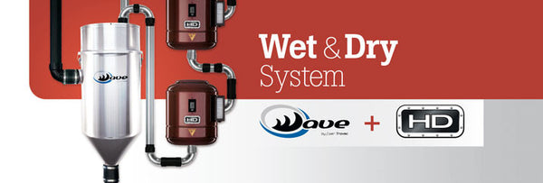 Wet/Dry Central Vacuum System