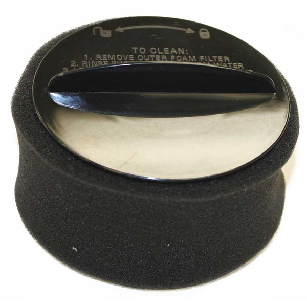 Bissell Inner/Outer Dirt Cup Filter