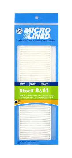 Bissell Style 8 & 14 Filter