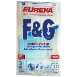 Eureka Vacuum Bag F&G (10 Pack)