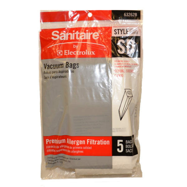 Sanitaire SD Bags