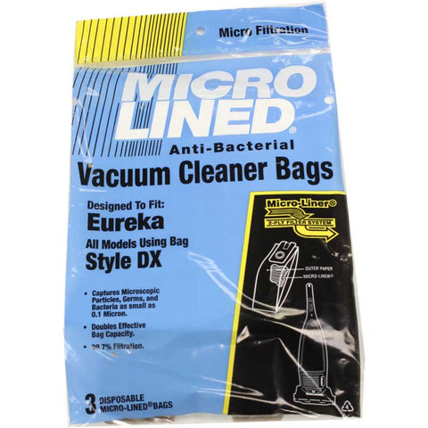 Eureka Vacuum Bag DX